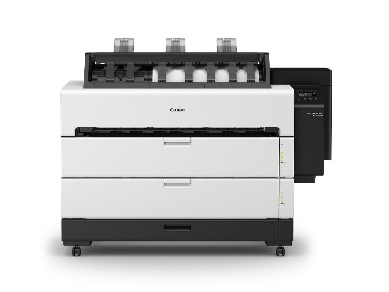 Nová řada produkčních tiskáren imagePROGRAF TZ-30000