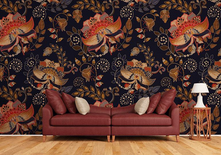 Revoluční řešení UVgel Wallpaper Factory od Canonu
